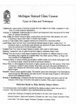 Michigan Stained Glass Census Instructions