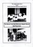 Little Rock Baptist Church: 60th Anniversary Souvenir Book