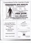 Little Rock Baptist Church 52st Anniversary Program