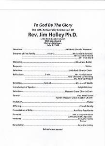 Detroit Black Churches | Little Rock Baptist Church: 17th ...